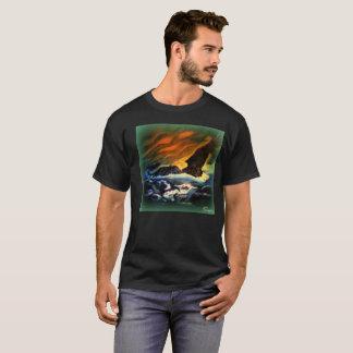Eagle In Flight T-Shirt