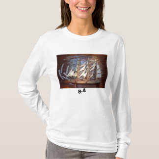 Eagle in night, g.A T-Shirt