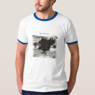 Eagle in oils T-Shirt