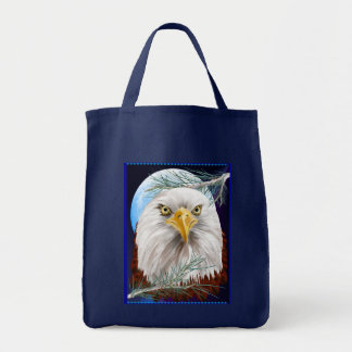 Eagle In The Pines Bags