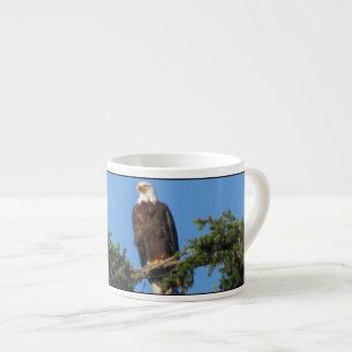 Eagle In Tree Espresso Cups