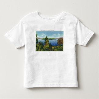 Eagle Island and Lower Saranac Lake View Shirt