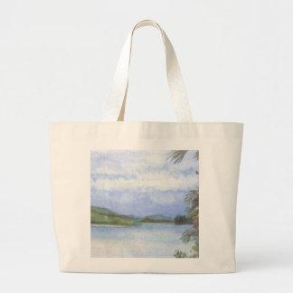 Eagle Island Canvas Tote Canvas Bags