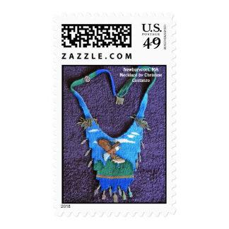 """Eagle Island"" Necklace Postage"
