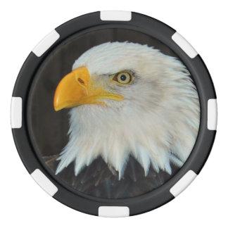 Eagle Juego De Fichas De Póquer