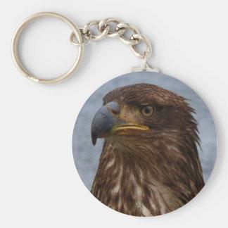 Eagle Keychain