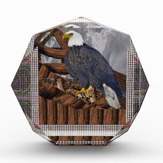 EAGLE King of Bird of Prey North American Habitat Award