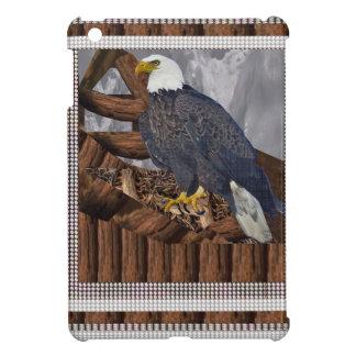 EAGLE King of Bird of Prey North American Habitat Cover For The iPad Mini