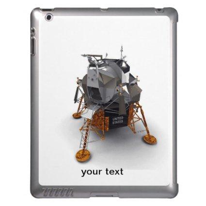 Eagle Lander Case For iPad