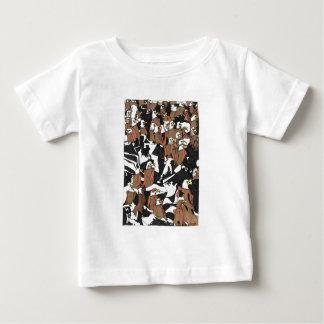 Eagle landing baby T-Shirt