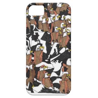 Eagle landing iPhone SE/5/5s case