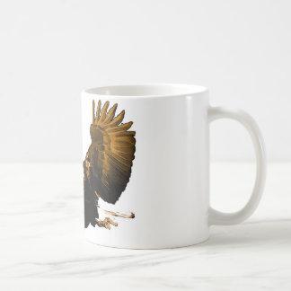 Eagle Landing Coffee Mugs