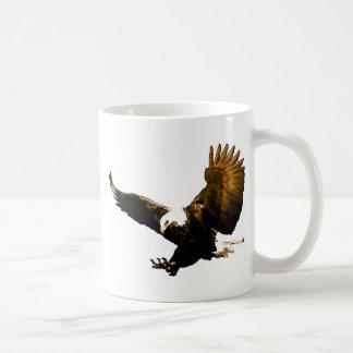 Eagle Landing Mug