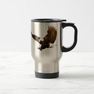 Eagle Landing Mugs