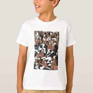 Eagle landing T-Shirt