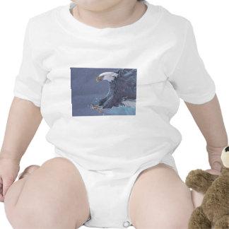 Eagle Landing Tee Shirts