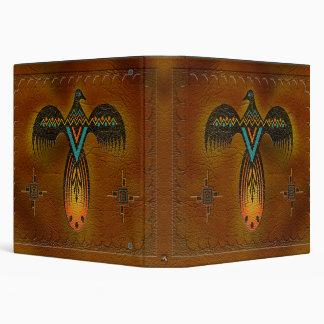 Eagle Leather Binder