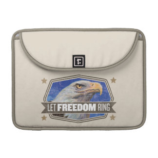 Eagle-Let Freedom Ring Sleeve For MacBook Pro