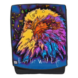 Eagle - Live the Wild Life / Backpack