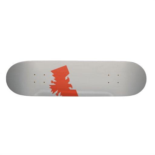 Eagle Logo Deck Skate Boards