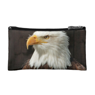 eagle makeup bag