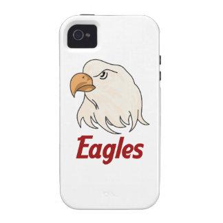 EAGLE MASCOT VIBE iPhone 4 COVER
