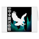 EAGLE MAYAN PRODUCTS GREETING CARDS