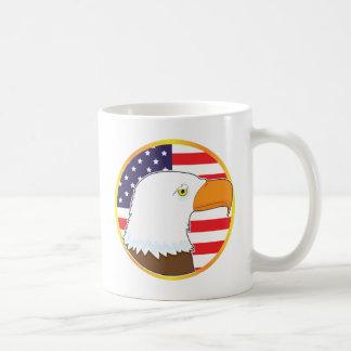Eagle Medallion Coffee Mug