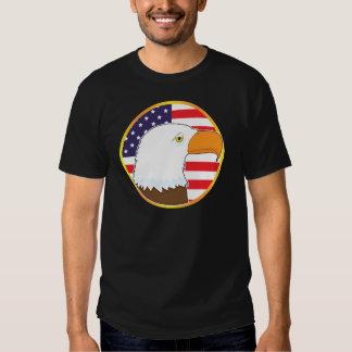 Eagle Medallion Tee Shirt