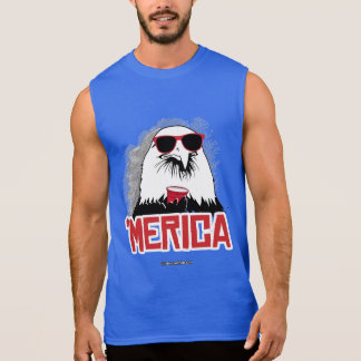 Eagle - 'Merican Party Sleeveless Shirt