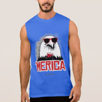 Eagle - 'Merican Party Sleeveless Tees