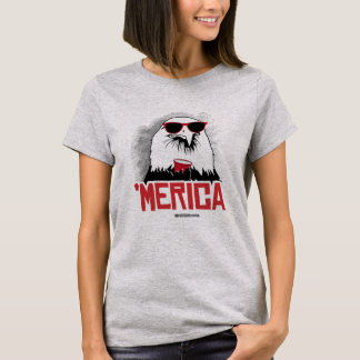 Eagle - 'Merican Party T-Shirt