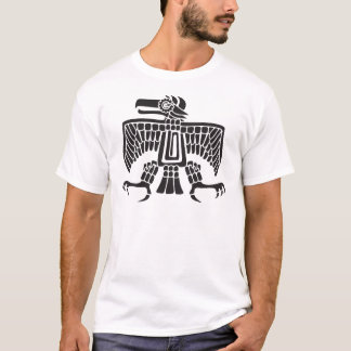 Eagle, Mexican hieroglyph(Maya) T-Shirt