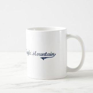 Eagle Mountain Utah Classic Design Classic White Coffee Mug