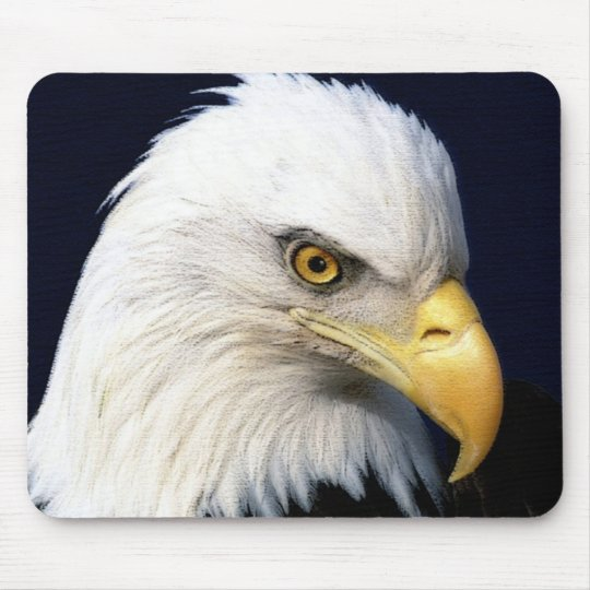 eagle mouse pad