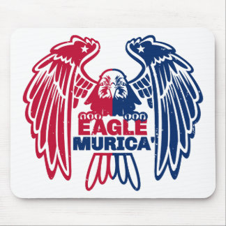 Eagle Murica Mouse Pad