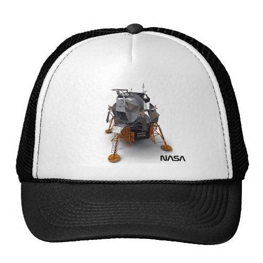 Eagle Nasa Mesh Hats