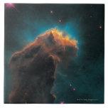 Eagle Nebula 2 Ceramic Tile