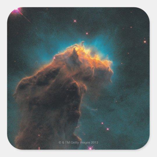 Eagle Nebula 2 Square Sticker