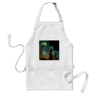 eagle nebula adult apron