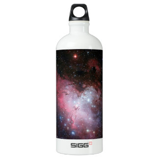 Eagle Nebula Aluminum Water Bottle