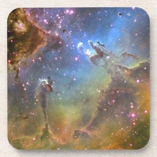 Eagle Nebula Beverage Coaster