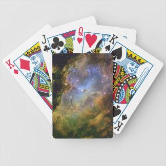Eagle Nebula Bicycle Playing Cards
