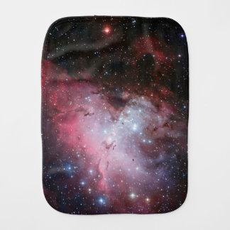 Eagle Nebula Burp Cloth