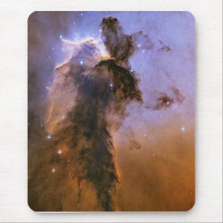 Eagle Nebula by Hubble Space Telescope Mouse Pad