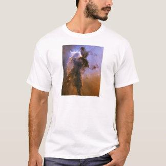 Eagle Nebula by Hubble Space Telescope T-Shirt
