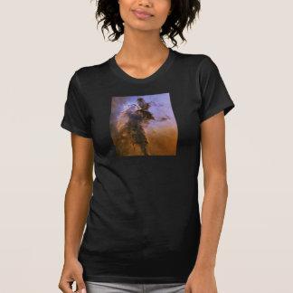 Eagle Nebula by Hubble Space Telescope Tee Shirts