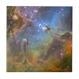 Eagle Nebula Ceramic Tile