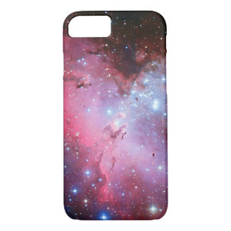 Eagle Nebula, Galaxies and Stars space picture iPhone 7 Case