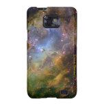 Eagle Nebula Galaxy S2 Fundas